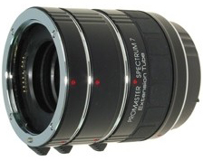 Promaster Extension Tube Set (Nikon)